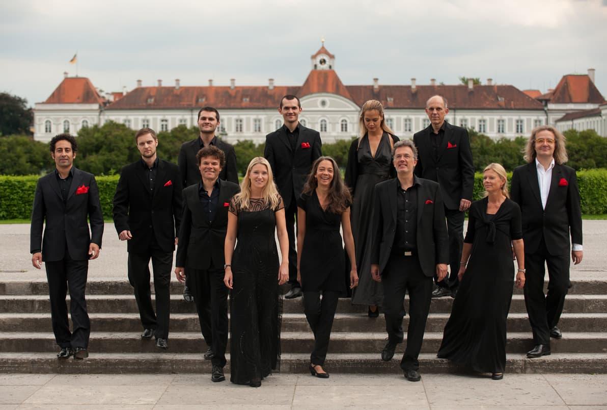 Das Team der Kammeroper München