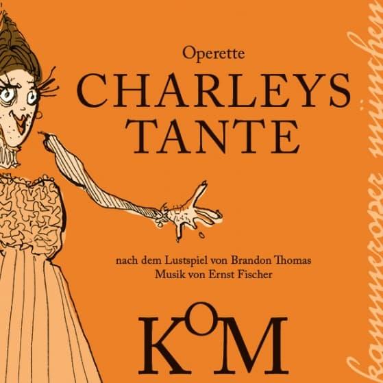 Charleys Tante Operette
